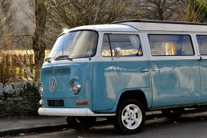 picture of vw camper bus for hexayurttape.com