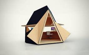 Ready For More Than A Hexayurt?  Take A Look At Tetra Shed