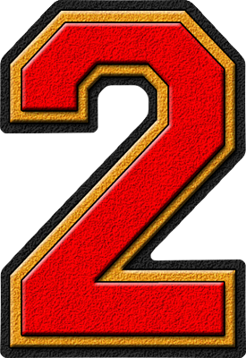 numeral 2