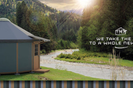 Could A Week In A Yurt Lead To A Lifetime In A Yurt?